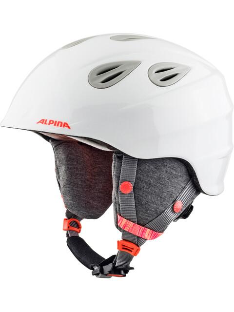 Alpina Grap 2.0 - Casque Enfant - blanc